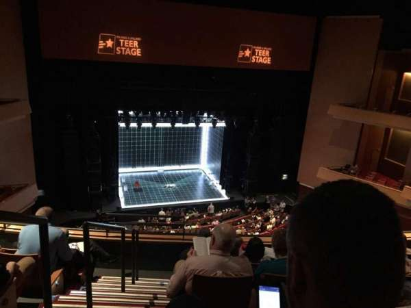 Durham Performing Arts Center, section: Balcony 9, row: F, seat: 131