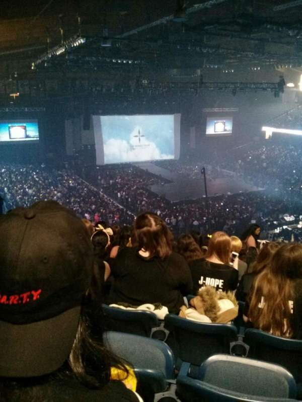 Allstate Arena, section: 216, row: O, seat: 26
