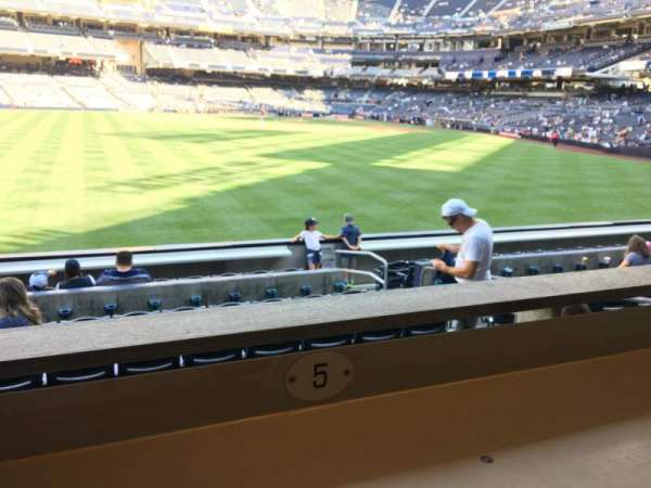 PETCO Park, section: LB132, row: 8, seat: 5