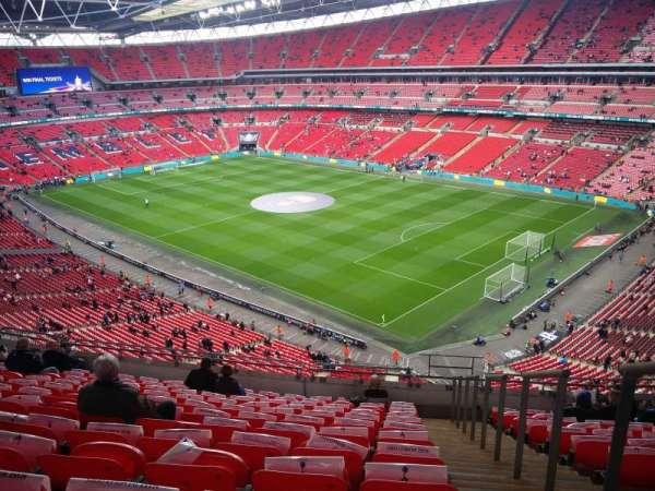 Wembley Stadium, section: 520, row: 12, seat: 198