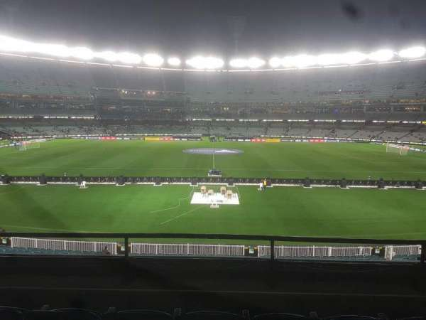 Melbourne Cricket Ground, section: N19