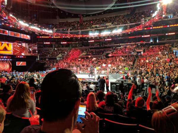 Staples Center, section: 110, row: 9, seat: 14