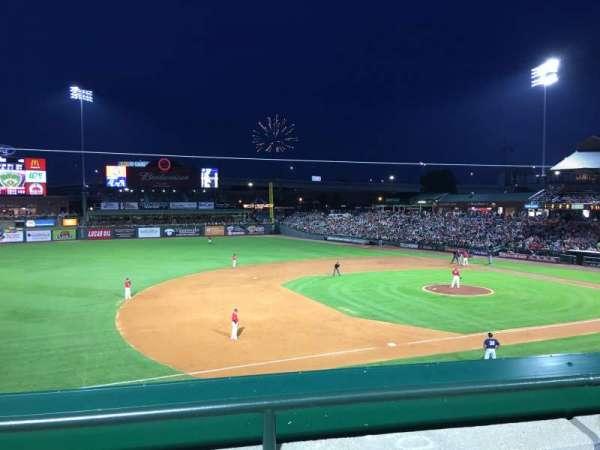 Louisville Slugger Field, section: 222