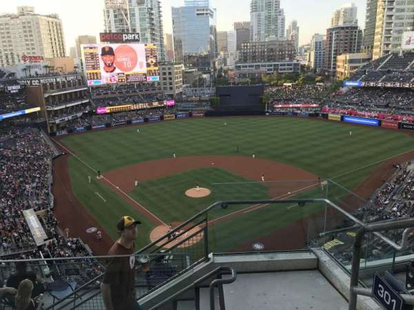 PETCO Park, section: 301, row: 11, seat: 20