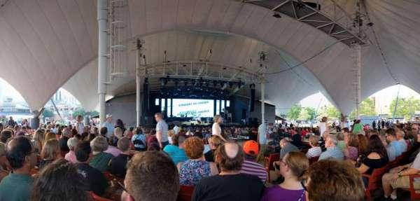 MECU Pavilion, section: 204, row: AA, seat: 6