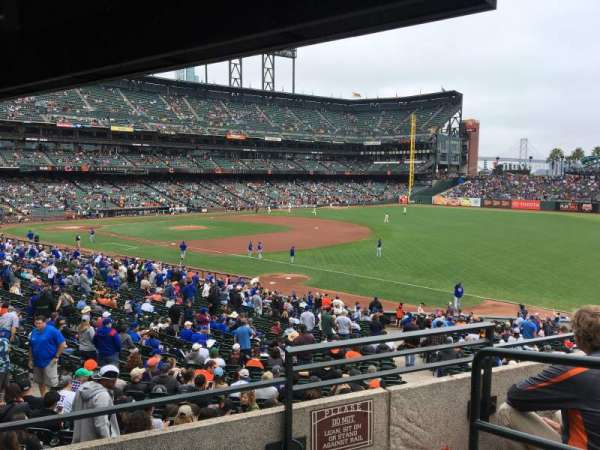 AT&T Park, section: 152, row: 3, seat: 15