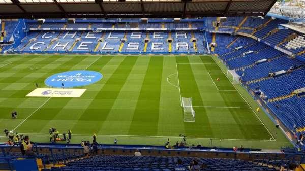 Stamford Bridge, section: East Upper, row: 26, seat: 29
