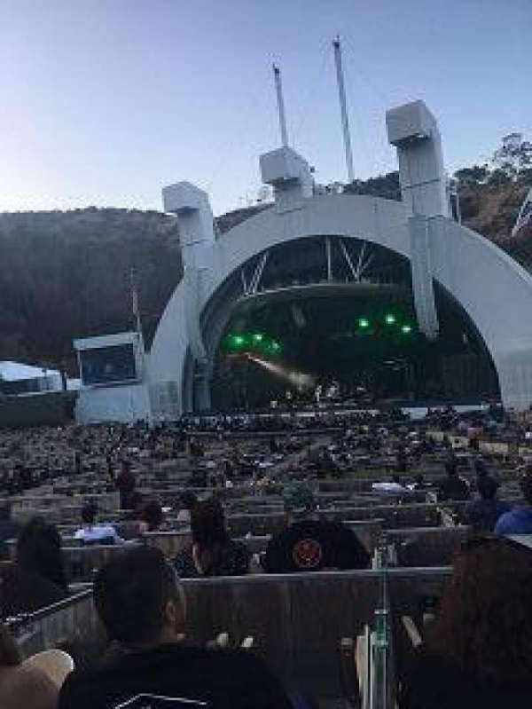 Hollywood Bowl, section: Terrace 2, row: 1625, seat: 1,2,3,4