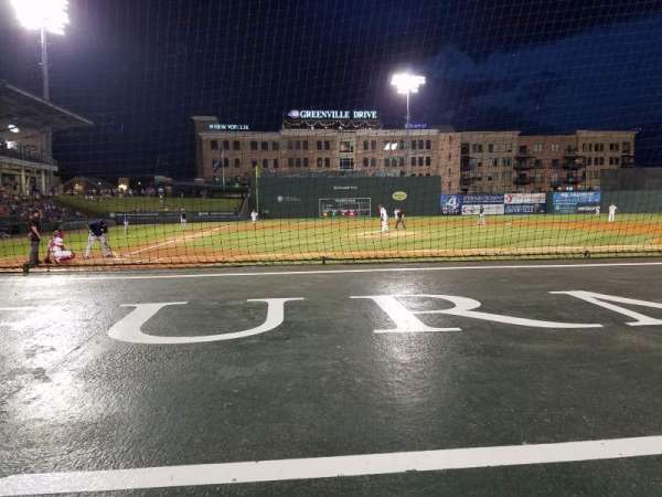 Fluor Field, section: 111, row: D, seat: 11