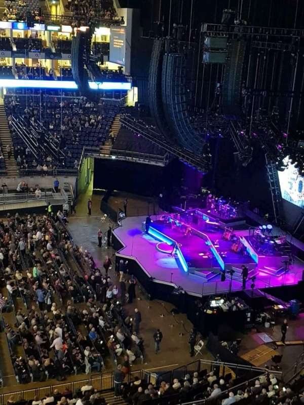 The O2 Arena Section 420