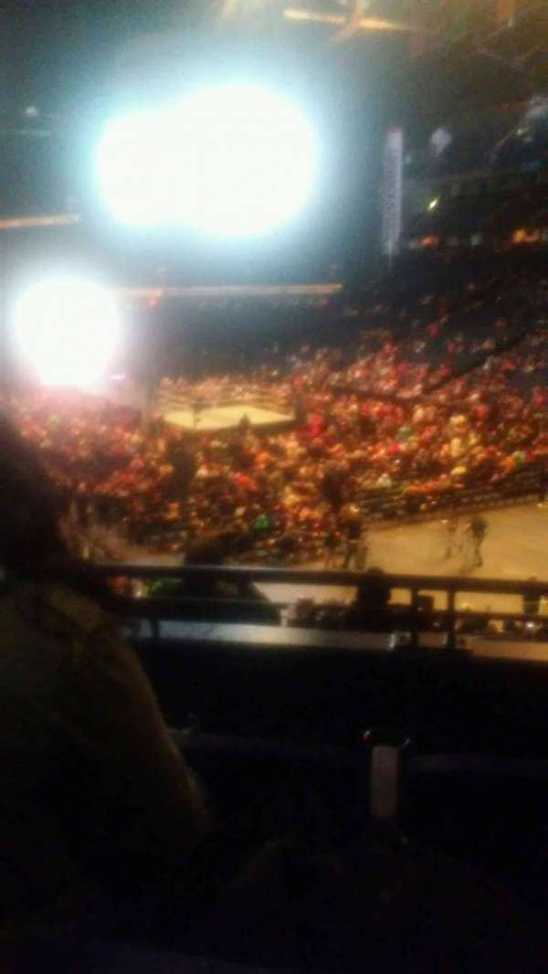Bridgestone Arena, section: 119, row: k, seat: 12