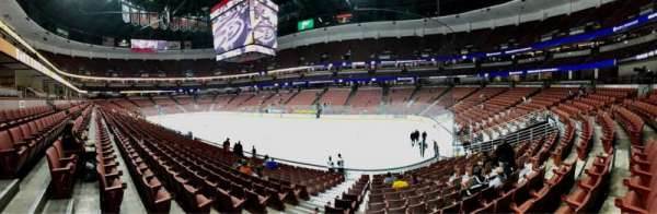 Honda Center, section: 219, row: Q, seat: 10