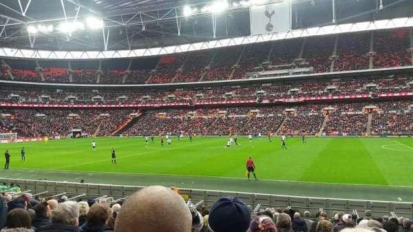 Wembley Stadium, section: 142, row: 17, seat: 256