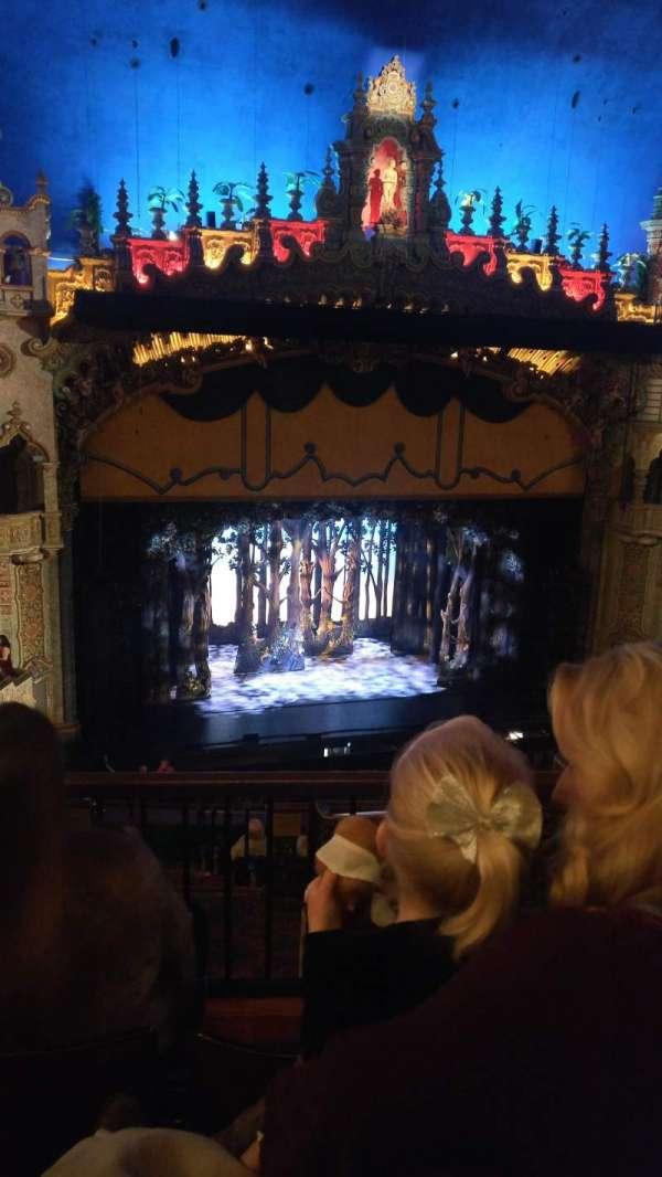 Majestic Theatre - San Antonio, section: Mezzanine LC, row: FF, seat: 9