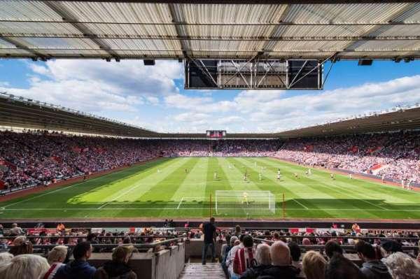 St Mary's Stadium, section: 18