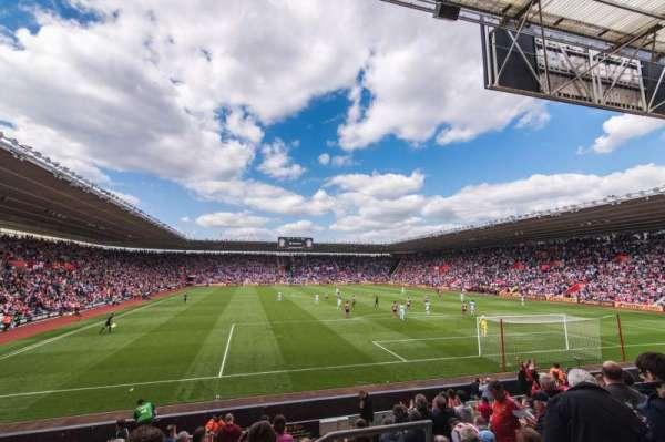 St Mary's Stadium, section: 19
