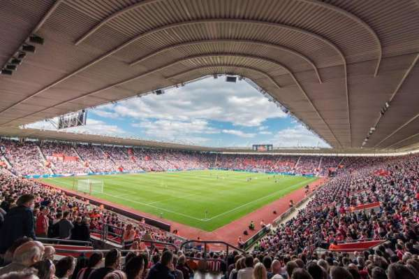 St Mary's Stadium, section: 38