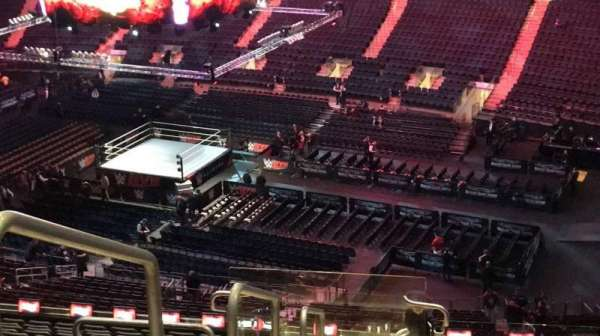 Madison Square Garden, section: 214, row: 18, seat: 1