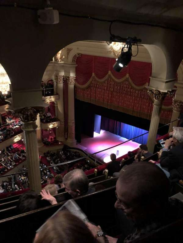 Academy of Music, section: Amphitheater B, row: E, seat: 44