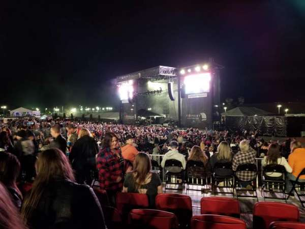 FivePoint Amphitheater, section: Terrace 301, row: 5, seat: 42