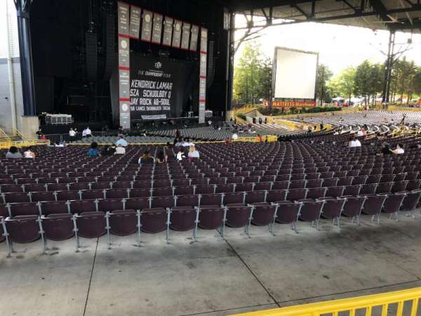 Jiffy Lube Live, section: 205, row: 2, seat: 12