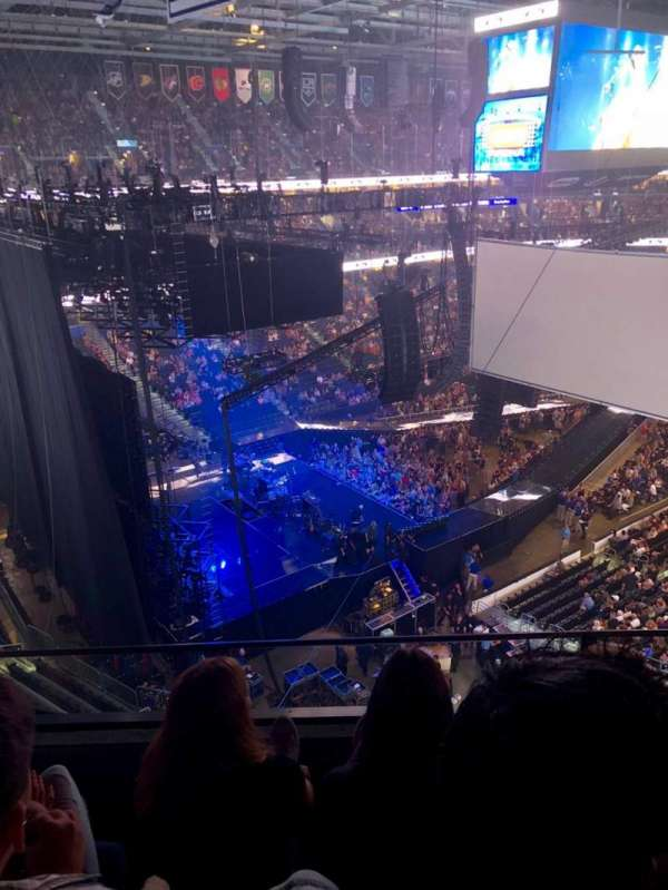 Amalie Arena, section: 320, row: C, seat: 15