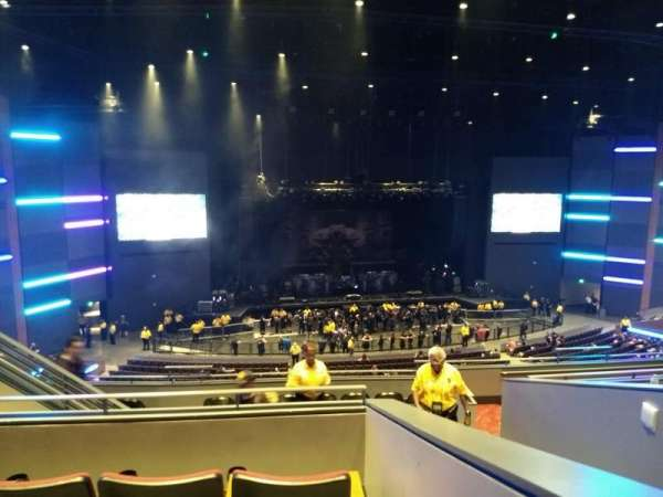 Smart Financial Centre, section: 204, row: H, seat: 5
