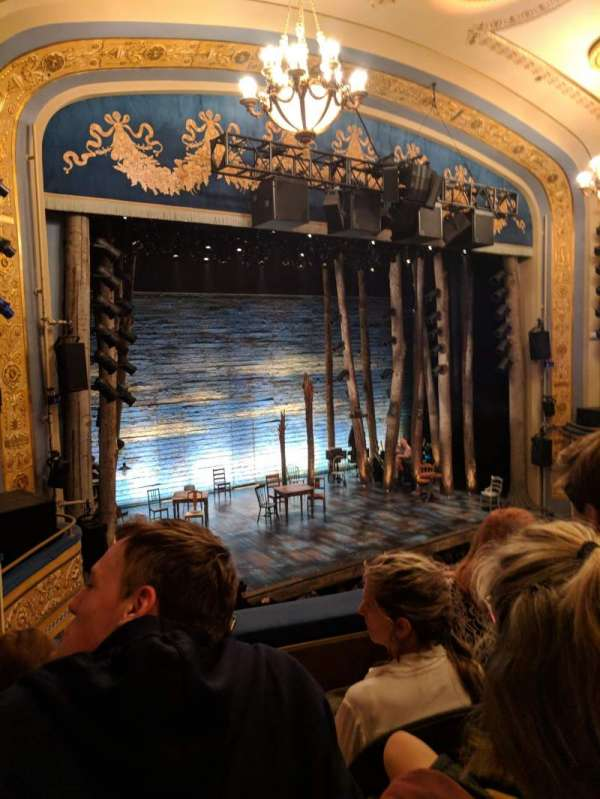 Gerald Schoenfeld Theatre Section Mezzanine L
