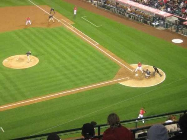 Angel Stadium, section: V516, row: N, seat: 8