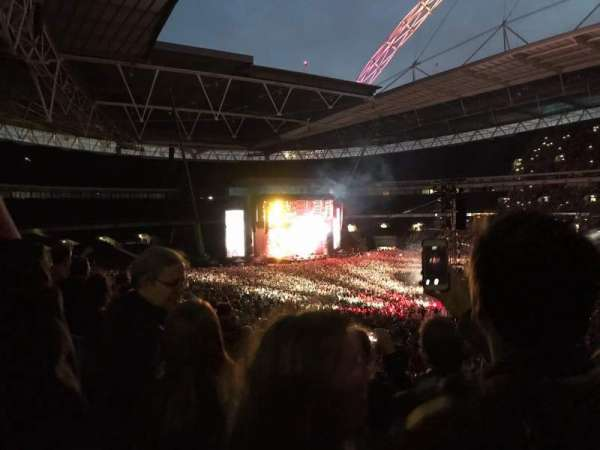 Wembley Stadium, section: 223, row: 7