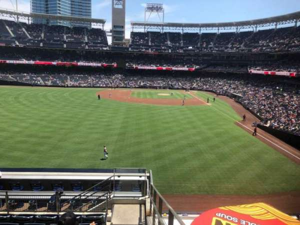 Petco Park, section: 226, row: 11