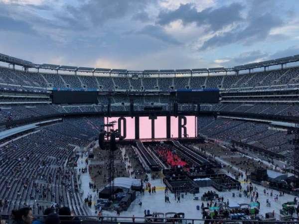 MetLife Stadium, section: 228B, row: 5, seat: 15