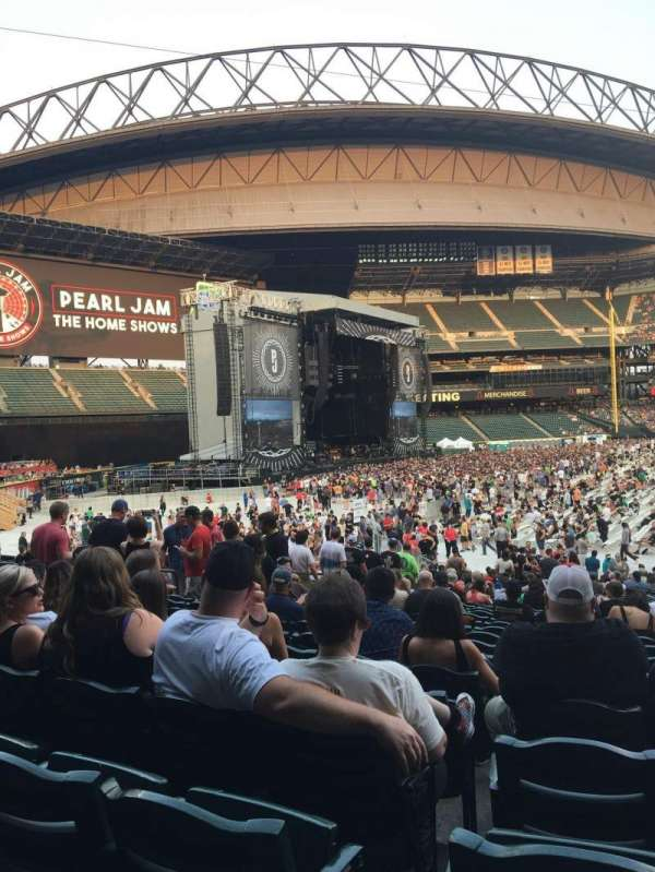 Safeco Field, section: 147, row: 32, seat: 4