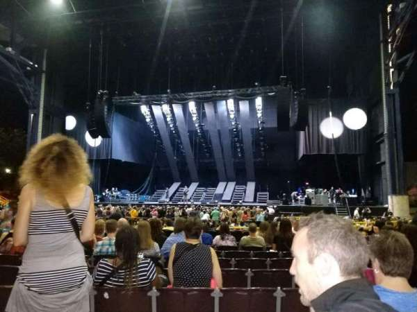 Jiffy Lube Live, section: 102, row: m, seat: 7