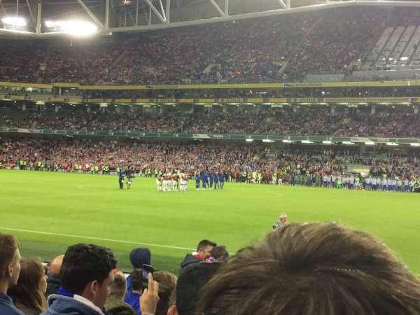 Avista Stadium, section: 102, row: Q, seat: 21