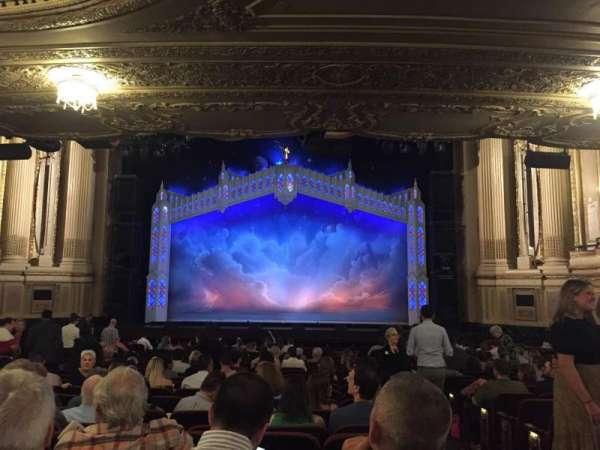 Boston Opera House, section: Orchestra, row: S, seat: 101