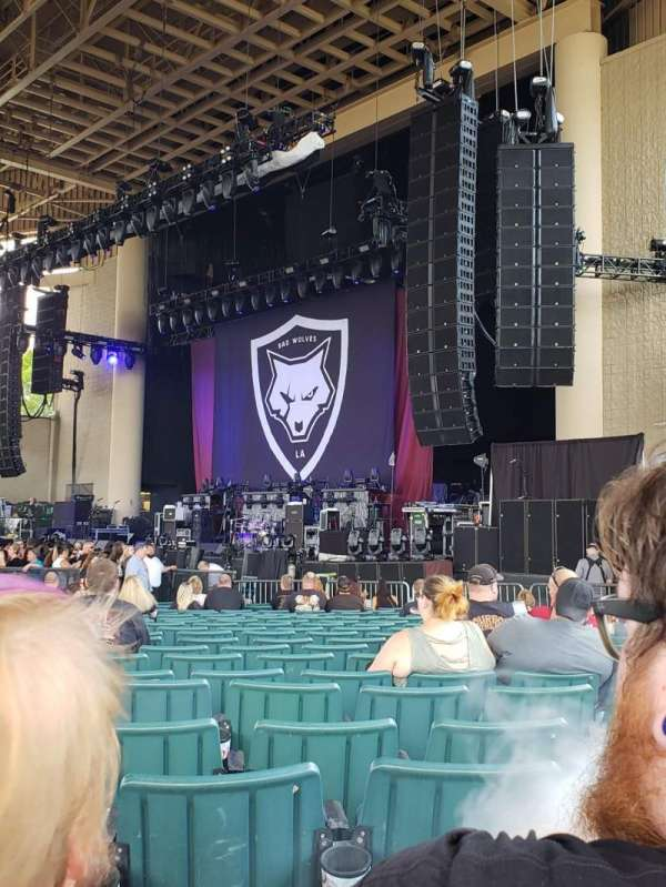 Ruoff Home Mortgage Music Center, section: C, row: Cc, seat: 24