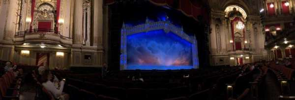 Boston Opera House, section: ORCHLC, row: D, seat: 5