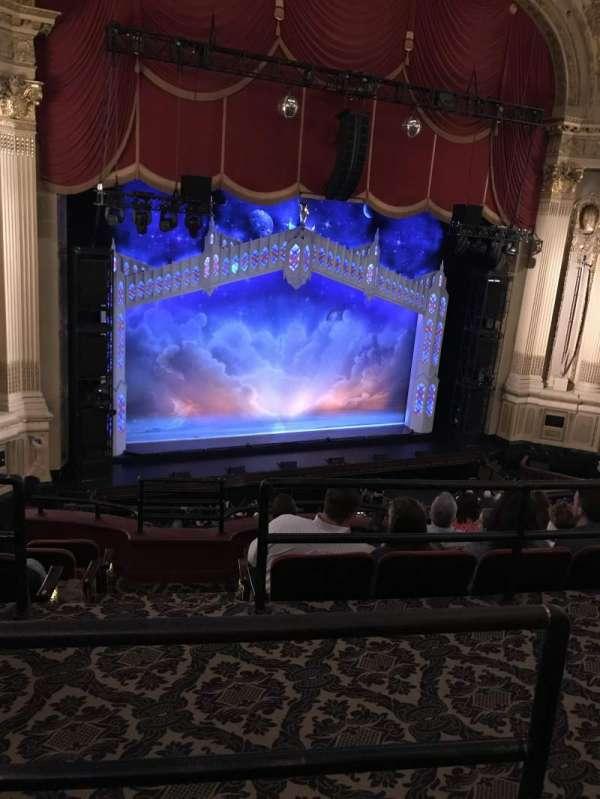Boston Opera House, section: MEZLFT, row: B, seat: 5