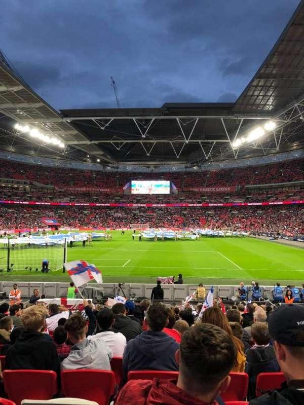 Wembley Stadium, section: 132, row: 18, seat: 290