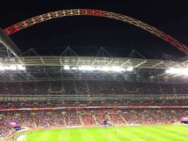 Wembley Stadium, section: 229, row: 12, seat: 58