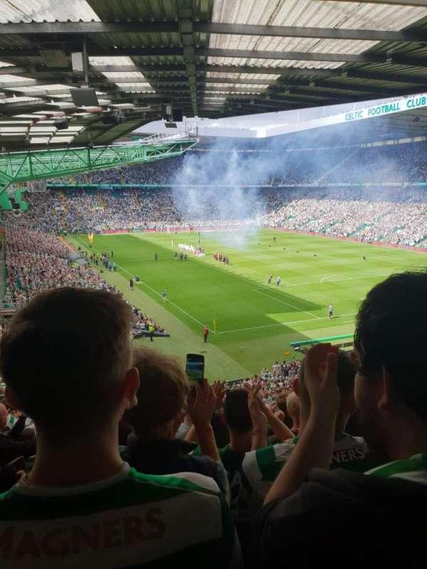 Celtic park, section: 117