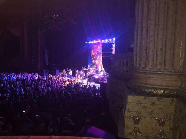 Chicago Theatre, section: Mezzanine Box A, row: 1