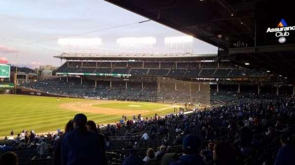 Wrigley Field, section: 204, row: 15, seat: 2