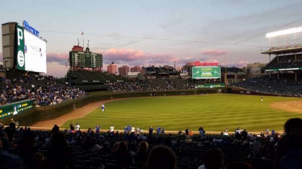 Wrigley Field, section: 204, row: 15, seat: 1