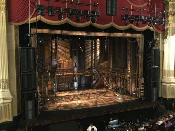 Boston Opera House, section: Dress Circle Left Center, row: AA, seat: 13