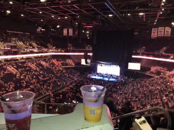 Talking Stick Resort Arena, section: 209, row: 6, seat: 3
