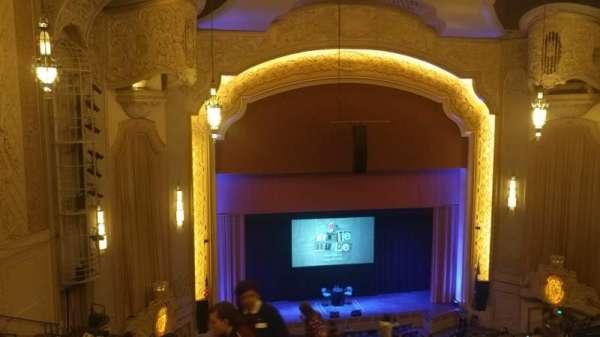 Arlene Schnitzer Concert Hall, section: B, row: R, seat: 10