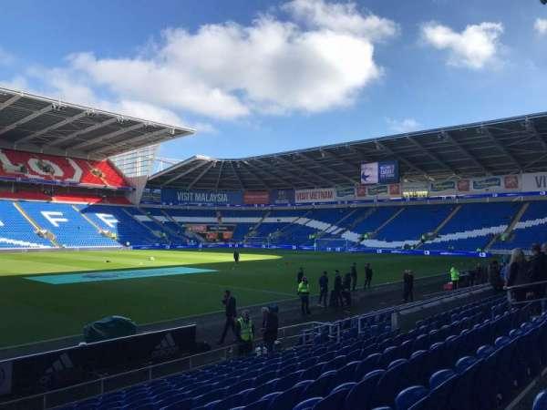 Cardiff City Stadium, section: 206, row: L, seat: 351