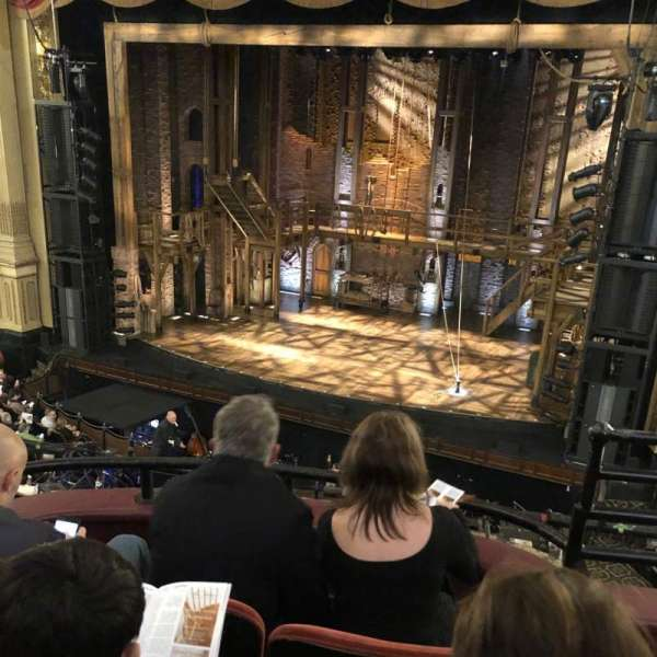 Boston Opera House, section: dress circle right center, row: CC, seat: 14 16 18